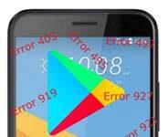 HTC 10 evo Google Play Store hataları