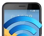 HTC 10 evo ağ ayarları sıfırlama