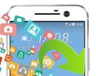 HTC 10 veri yedekleme