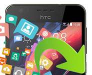 HTC Desire 10 Lifestyle veri yedekleme