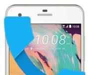HTC Desire 10 Pro gelen arama ekranı gösterme