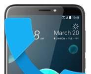 HTC Desire 12 Plus gelen arama ekranı