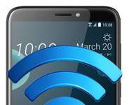 HTC Desire 12 Plus internet paylaşımı Wi-Fi hotspot