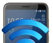 HTC Desire 12 ağ ayarları sıfırlama
