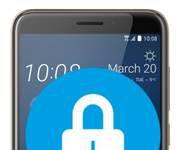 HTC Desire 12 ekran kilidi ayarları