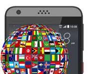HTC Desire 630 dil değiştirme