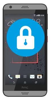 HTC Desire 630 ekran kilidi ayarları