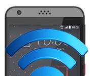 HTC Desire 630 internet paylaşımı (Wi-Fi hotspot)