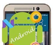 HTC One M9 Android sürümü öğrenme