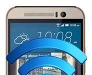HTC One M9 ağ ayarları sıfırlama