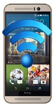 HTC One M9 internet paylaşımı (Wi-Fi hotspot)