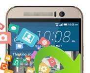 HTC One M9 veri yedekleme