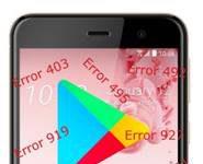 HTC U Play Google Play Store hataları