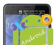 HTC U Ultra Android sürümü