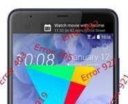 HTC U Ultra Google Play Store hataları