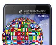 HTC U Ultra dil değiştirme
