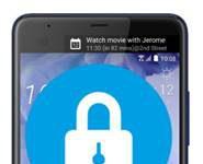 HTC U Ultra ekran kilidi ayarları
