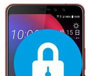 HTC U11 Eyes ekran kilidi ayarları
