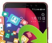 HTC U11 Eyes veri yedekleme