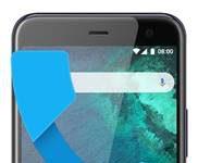 HTC U11 Life gelen arama ekranı