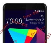 HTC U11 Plus Google Play Store hataları