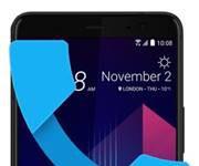 HTC U11 Plus gelen arama ekranı