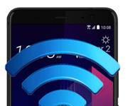 HTC U11 Plus internet paylaşımı Wi-Fi hotspot