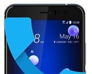 HTC U11 gelen arama ekranı
