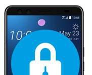 HTC U12 Plus ekran kilidi ayarları