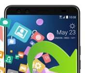 HTC U12 Plus veri yedekleme