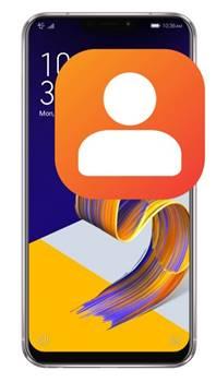 Asus Zenfone 5 ZE620KL rehberi aktarma