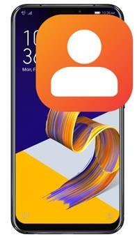 Asus Zenfone 5Z ZS620KL rehberi aktarma