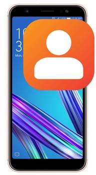 Asus Zenfone Max M1 ZB555KL rehberi aktarma