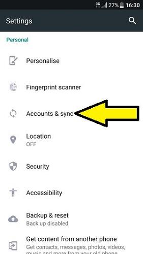 HTC rehberi aktarma