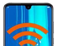 Huawei Enjoy Max ağ ayarları sıfırlama