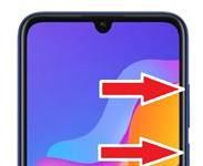 Huawei Honor Play 8A kurtarma modu