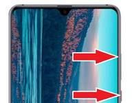 Huawei Mate 20 X kurtarma modu