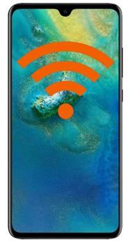 Huawei Mate 20 ağ ayarları sıfırlama