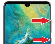 Huawei Mate 20 kurtarma modu