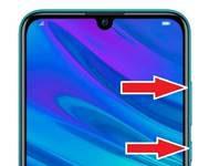 Huawei P smart 2019 kurtarma modu