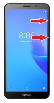Huawei Y5 lite format atma