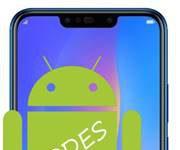 Huawei Y9 2019 kodlar
