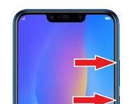Huawei Y9 2019 kurtarma modu
