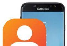 Samsung Galaxy J7 Pro rehberi aktarma