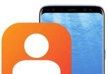 Samsung Galaxy S8 rehberi aktarma