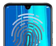 Huawei Enjoy Max parmak izi ekleme silme