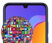 Huawei Honor Play 8A dil değiştirme