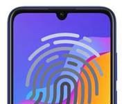 Huawei Honor Play 8A parmak izi ekleme silme
