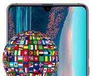 Huawei Mate 20 X dil değiştirme
