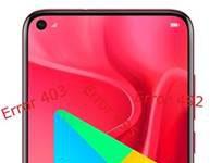 Huawei Nova 4 Google Play hataları